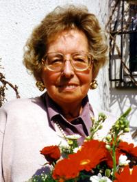 <b>MARGOT MÜLLER</b> 70 JAHRE - margmueller96