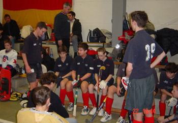 knà llermarkt hanau rrk 08 hockey deutsche meisterschaften jugend halle 2003